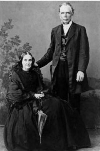 Martha Jane Riggs & Elias Riggs