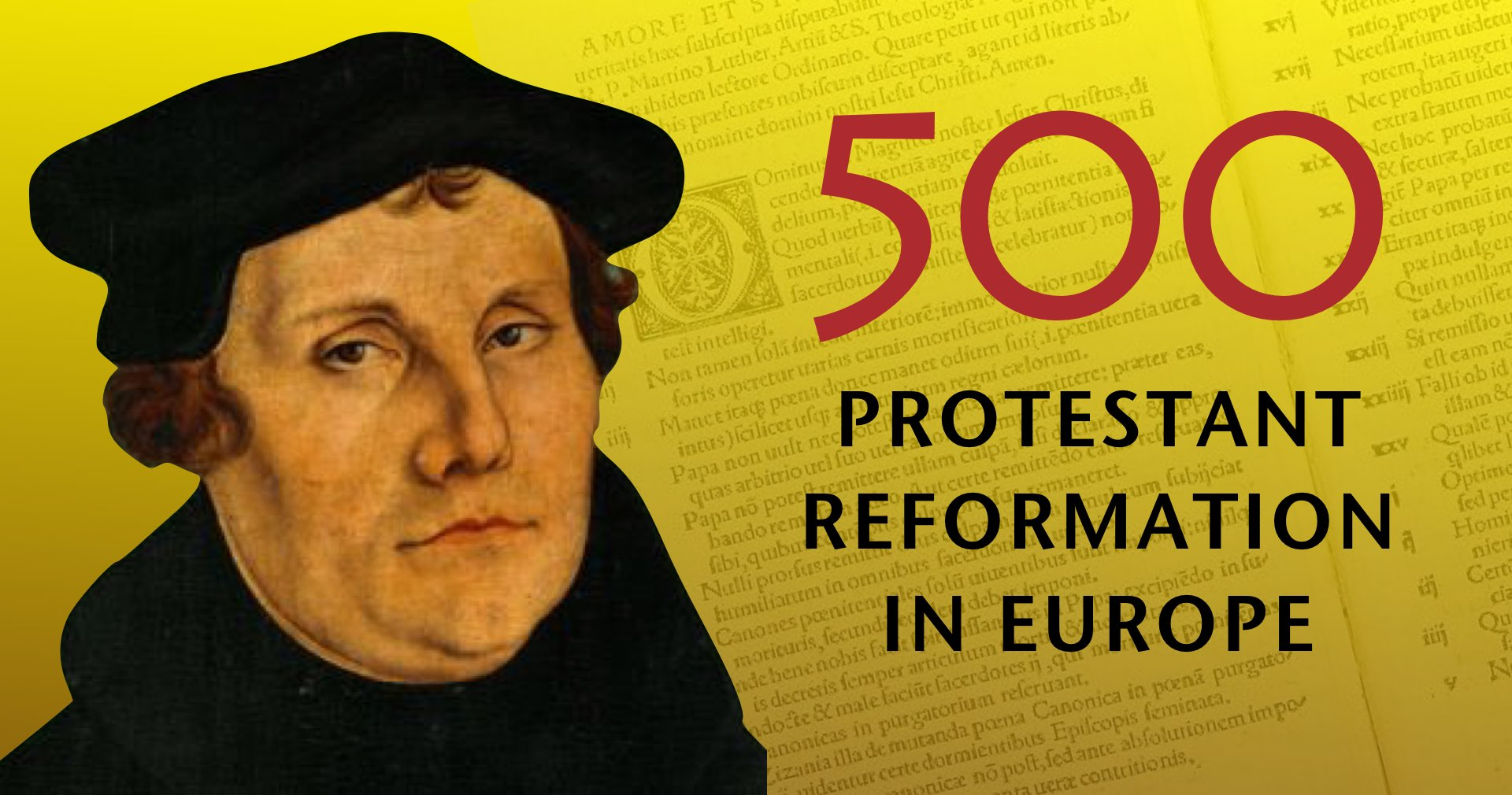 500th Protestantism