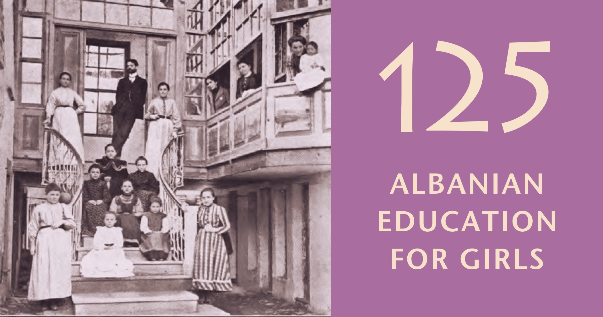 125th Albanian Girls School
