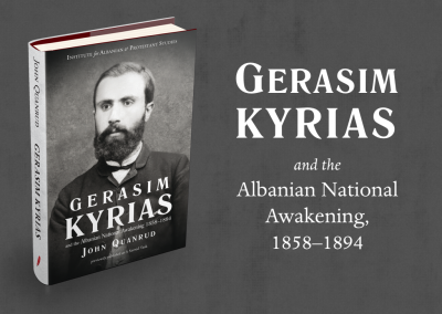 The Biography of Gerasim Kyrias
