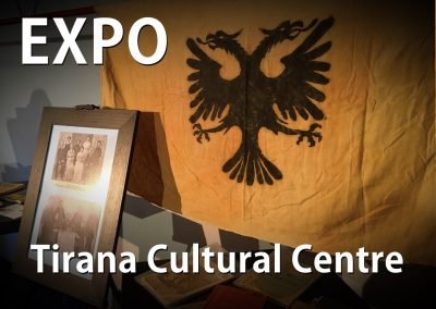 November, 2016: Mini-Expo of the Korça Girls School