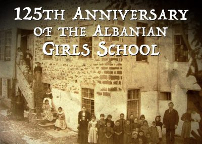 October 2016: Academic Conference on the Korça Girls' School