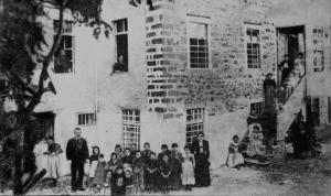 Jeta e Thanas Sinës (1859-1934), pjesë e parë