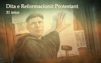A Word on the Protestant Reformation and Albania