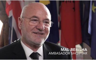 Intervistë me Mal Berisha për Charles T. Erickson