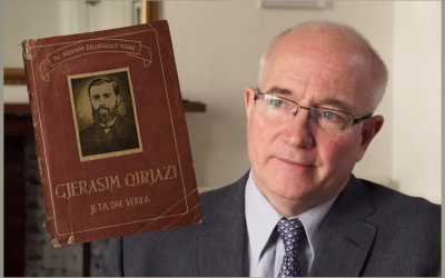 Interview with Dr. John Quanrud about Gjerasim Qiriazi