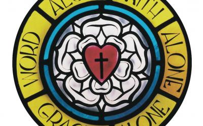 Trëndafili i Martin Luterit | Martin Luther's Rose (1530)